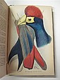 1 vol.  Jardine, William.  Contributions to Ornithology for 1848. Edinburgh: W.H. Lizars, 1848-1850. 8vo, contemp. 1/2 mo...