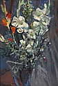 JOSEF DOBROWSKY, (AUSTRIAN 1889-1964), FLORAL STILL LIFE, Josef Dobrowsky, Click for value