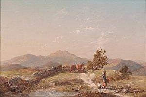 THOMAS DANBY (British 1818-1886)