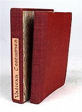 1 vol. (Costume.) (Salvatore, Marroni, illus.) Costumi religiosi e militari della corte Pontifica. Rome: Tommaso Cuccioni...