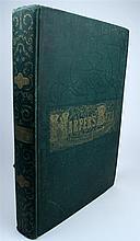 1 vol. (Costume.) Harper's Bazaar. New York, 1877. Vol 10. Folio, orig green cloth, gilt; light wear. Wood-engraved illus,...
