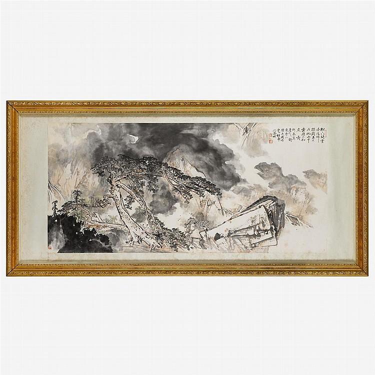 CHEN YUPU, (1946 - ), landscape
