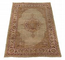 Agra carpet, north india, circa late 19th century,