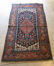 Kurd Bidjar Rug, north persia, circa 1st quarter 20th century,