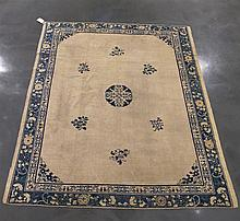 Two Peking Carpets, circa 1920,