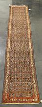 Malayer runner, west persia, circa 1st quarter 20th century,