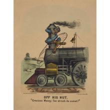 5 Pieces. Color Lithographs. Currier, Nathaniel; Ives, James M. [