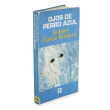 1 Vol. Garcia Marquez, Gabriel. Ojos de perro azul. (Barcelona: Plaza & Janes), (1974). First authorized edition. Signed and inscribed.