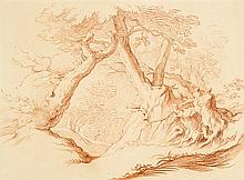 MANNER OF ABRAHAM BLOEMAERT, (DUTCH C. 1564-1651), LANDSCAPE