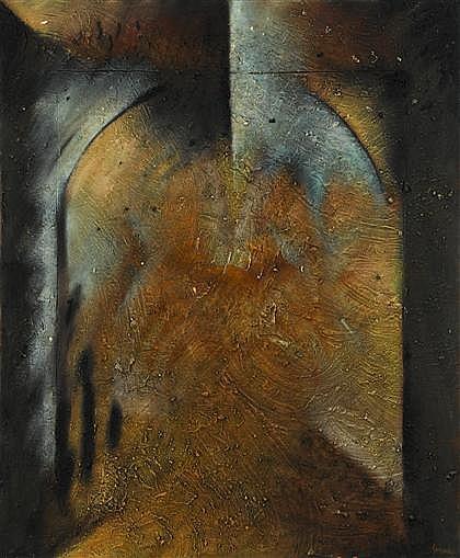 RAYMUNDO SESMA, (MEXICAN B. 1954),