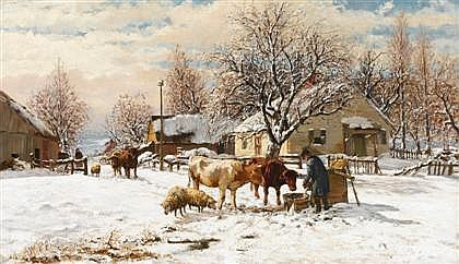 WILLIAM PRESTON PHELPS, (AMERICAN 1848-1923),