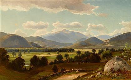 BENJAMIN CHAMPNEY, (AMERICAN 1817-1907),