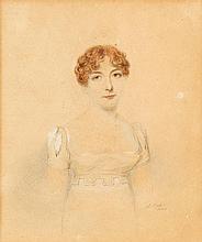 ADAM BUCK, (BRITISH 1759-1833), PORTRAIT OF A LADY