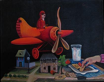 PETER PAONE, (AMERICAN B. 1936),