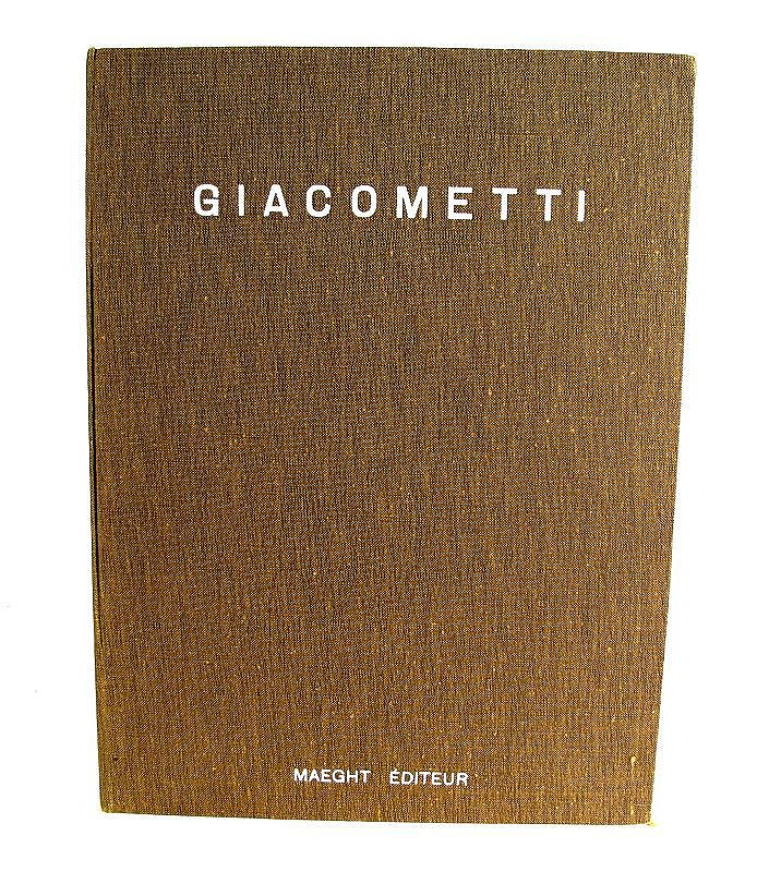 1 vol giacometti alberto derriere le miroir paris mae for Giacometti derriere le miroir