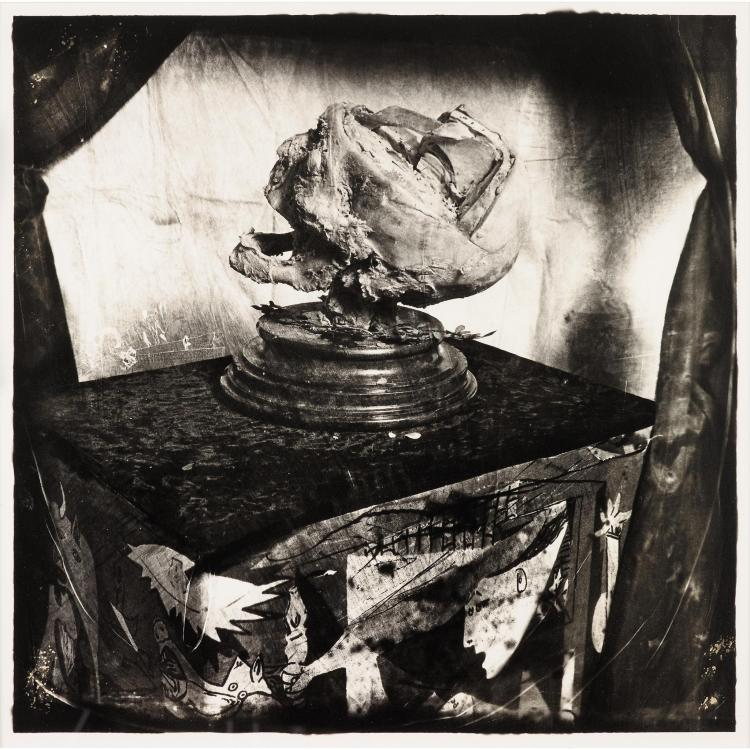 joel peter witkin contextual study Depending on your comfort level, the work of joel-peter witkin will either attract or repulse you witkin, a seminal figure in the field of photography, has made a career shooting.