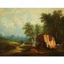 FREDERICK WATERS WATTS, (BRITISH, 1800 - 1862),