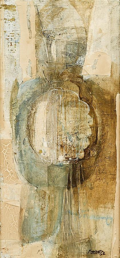 DAVID LONDONO MANZUR, (COLUMBIAN, B. 1929),