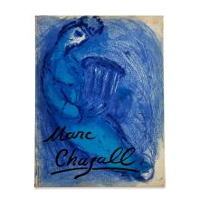 (Modern Art : Livres d''Artistes) 1 Vol. Chagall, Marc. Illustrations for the Bible. New York: Harcourt Brace, (1956). First American..