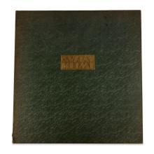 (Modern Art : Livres d''Artistes) 1 Portfolio. Klimt, Gustav; Eisler, Max. Gustav Klimt, Eine Nachlese. Vienna: Osterr. Staatsdr, 193..