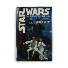 (Performing Arts & Music) 1 Vol. Lucas, George. Star Wars. From the Adventures of Luke Skywalker. New York: A Del Rey Book, Ballanti...