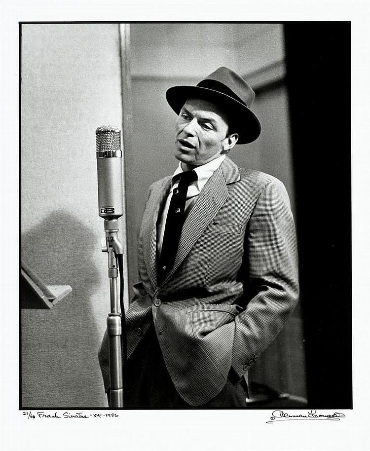 HERMAN LEONARD, (AMERICAN, 1923-2010),