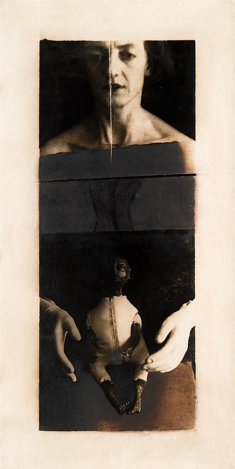 KATE MORAN, (AMERICAN, 20TH CENTURY),