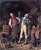JAN DAVID COL (Belgian 1822-1900) 'DEGUSTATION', Jan David Col, Click for value