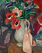 FRANÇOIS GALL, (FRENCH, 1912-1987), STILL LIFE WITH POPPIES