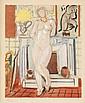 (AFTER) HENRI MATISSE, (FRENCH, 1869-1954), NU