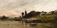 CHARLES FRANÇOIS DAUBIGNY, (FRENCH 1817-1878),