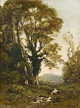 HENRI JOSEPH HARPIGNIES, (FRENCH 1819-1916),