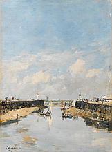 EUGÈNE LOUIS BOUDIN, (FRENCH 1824-1898),