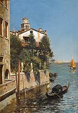 MARTIN RICO Y ORTEGA, (SPANISH 1833-1908), '