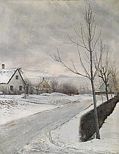 LAURITS ANDERSEN RING, (DANISH 1854-1933),