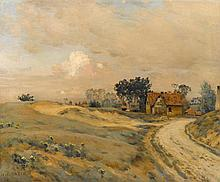 JEAN-CHARLES CAZIN, (FRENCH 1841-1901),