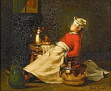 JOSEPH BAIL, (FRENCH 1862-1921),