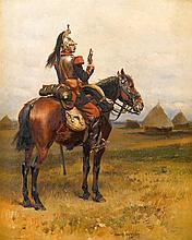 EDOUARD JEAN BAPTISTE DETAILLE, (FRENCH 1848-1912),
