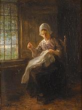 JOZEF ISRAËLS, (DUTCH 1824-1911),