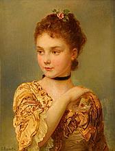 LUDWIG KNAUS, (GERMAN 1829-1910),