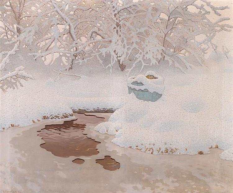GUSTAF EDOLF FJAESTAD, (SWEDISH 1868-1948),