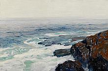 FREDERICK JUDD WAUGH, (AMERICAN 1861-1940),