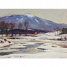 ALDRO THOMPSON HIBBARD, (AMERICAN 1886-1972),