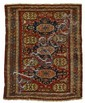 Soumac rug, east caucasus, circa late 19th century,