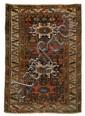 Lesghi rug, east caucasus, circa 1900,