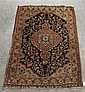 Tabriz rug, northwest persia, circa 1930,