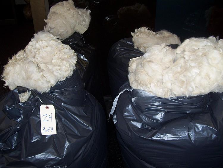4 bags white grade 1 bulk