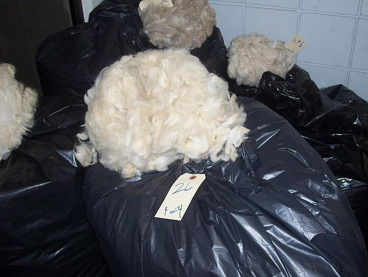 4 bags white grade 2 bulk