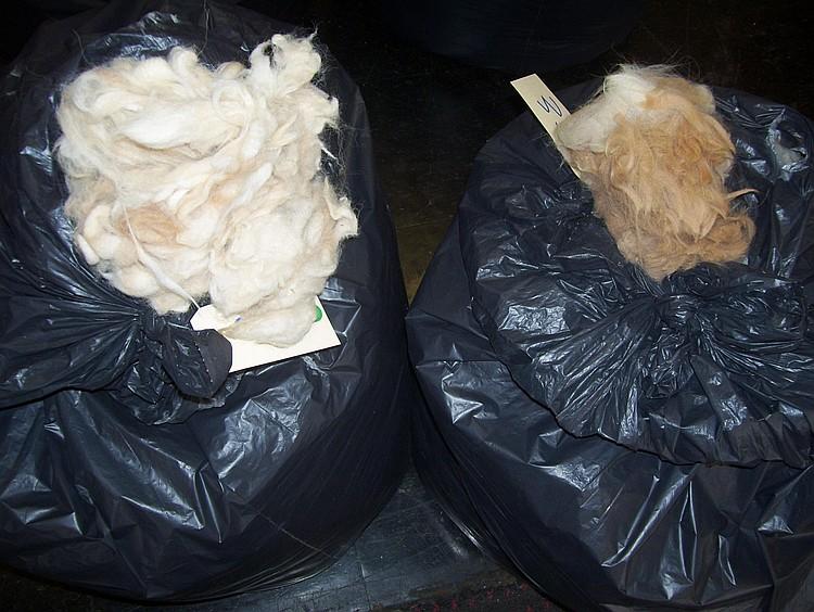 2 bags fawn grade 4 bulk