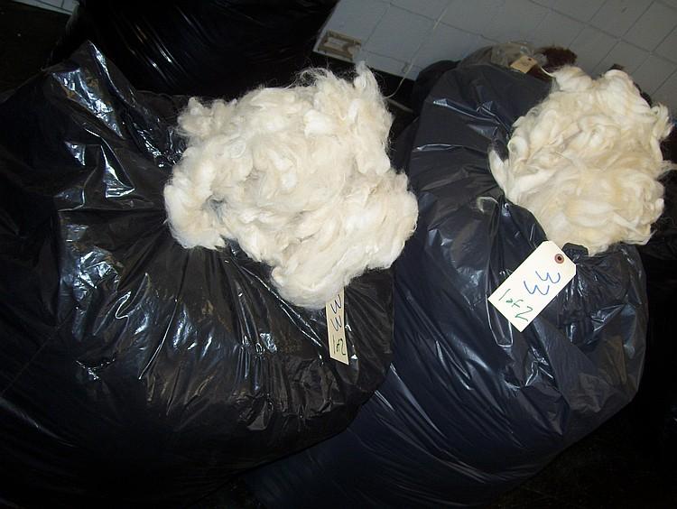 2 bags white grade 4 bulk